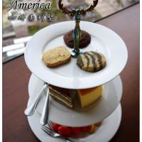 台北市美食 餐廳 咖啡、茶 咖啡館 咖啡美利堅 照片