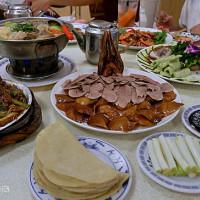 台北市美食 餐廳 中式料理 北平菜 真北平 照片