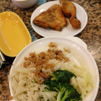 台北市美食 攤販 台式小吃 東一排骨 照片