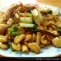 台北市美食 餐廳 中式料理 小吃 德記牛肉刀削麵 照片