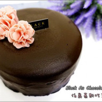 台北市美食 餐廳 烘焙 蛋糕西點 BLACK AS CHOCOLATE 照片