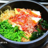 台北市美食 餐廳 異國料理 韓式料理 韓國首爾小吃 照片