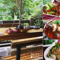 台北市美食 餐廳 咖啡、茶 中式茶館 邀月茶坊 照片