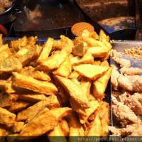 台北市美食 攤販 鹽酥雞、雞排 德利香雞排 照片