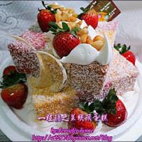 台北市美食 餐廳 烘焙 蛋糕西點 一粒醣蛋糕坊 照片