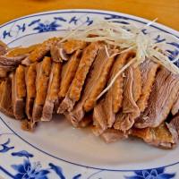 台北市美食 餐廳 中式料理 台菜 誠鵝肉 照片