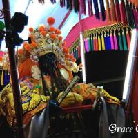 台北市休閒旅遊 景點 古蹟寺廟 青山宮 照片