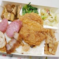 台北市美食 餐廳 中式料理 小吃 府城蘭香排骨飯(富陽店) 照片
