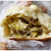 台北市美食 攤販 包類、餃類、餅類 尚大娘水煎包 照片