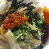 台北市美食 餐廳 中式料理 麵食點心 楊記大餛飩 照片
