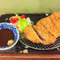 台北市美食 餐廳 異國料理 日式料理 大盛豬排專門店 照片