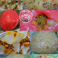 台北市美食 攤販 台式小吃 春和油飯 照片