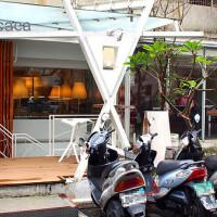 台北市美食 餐廳 咖啡、茶 咖啡館 akuma caca可可設計人文咖啡 照片