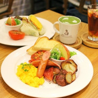 台北市美食 餐廳 咖啡、茶 歐式茶館 詩特莉咖啡 照片
