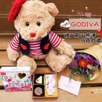 台北市美食 餐廳 烘焙 巧克力專賣 GODIVA(SOGO復興店) 照片