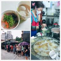 台北市美食 攤販 台式小吃 彰化肉圓 照片