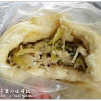 台北市美食 攤販 包類、餃類、餅類 姜包子 照片