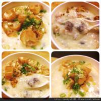 台北市美食 攤販 台式小吃 食粥致神仙 照片