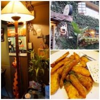 台北市美食 餐廳 咖啡、茶 咖啡館 Orange看電車咖啡館 照片