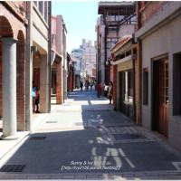 台北市休閒旅遊 景點 觀光商圈市集 剝皮寮歷史街區 照片