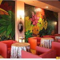 台北市美食 餐廳 異國料理 義式料理 洞天花園餐坊 照片