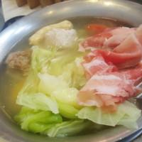 台北市美食 餐廳 火鍋 涮涮鍋 富樂台式涮涮鍋 (士林店) 照片