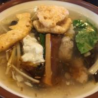 台北市美食 攤販 台式小吃 北投魷魚 照片