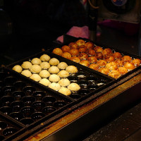 台北市美食 攤販 異國小吃 日船章魚小丸子 (士林店) 照片