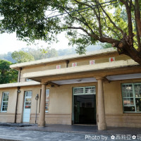 台中市休閒旅遊 景點 觀光商圈市集 泰安鐵道文化園區 照片