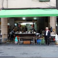 台北市美食 餐廳 中式料理 小吃 黑點雞肉麵攤 照片