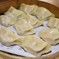 台北市美食 餐廳 中式料理 小吃 山東赤肉蒸餃 照片