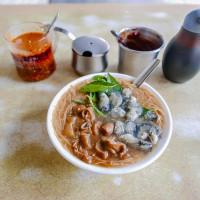 台北市美食 餐廳 中式料理 小吃 阿川蚵仔麵線 照片