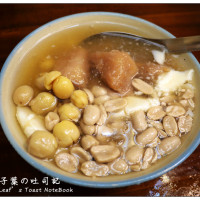 台北市美食 餐廳 飲料、甜品 剉冰、豆花 杉味豆花 照片