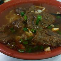 新北市美食 餐廳 中式料理 麵食點心 永昌牛肉麵 照片