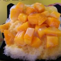 新北市美食 餐廳 飲料、甜品 剉冰、豆花 台灣芒果冰專賣店 照片