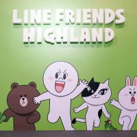台北市休閒旅遊 景點 博物館 國立臺灣科學教育館(HERE WE ARE in Taipei-LINE FRIENDS互動樂園) 照片