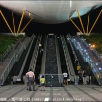 高雄市休閒旅遊 景點 車站 捷運中央公園站 照片