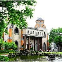 新北市休閒旅遊 景點 古蹟寺廟 理學堂大書院 照片
