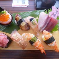 台中市美食 餐廳 異國料理 日式料理 丸億生魚片 照片