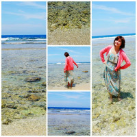 屏東縣休閒旅遊 景點 海邊港口 蛤板灣沙灘 照片
