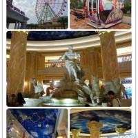 高雄市休閒旅遊 景點 遊樂場 義大遊樂世界 照片