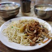 台北市美食 餐廳 中式料理 小吃 福德涼麵 照片