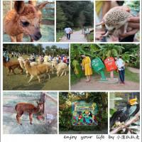 新竹縣休閒旅遊 綠世界生態農場 照片