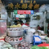 台中市美食 餐廳 中式料理 麵食點心 廟東清水排骨麵店 照片
