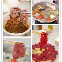 高雄市美食 餐廳 火鍋 涮涮鍋 廣東汕頭勝味牛肉店 照片
