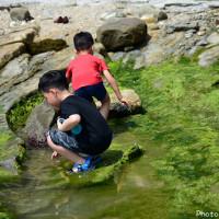 基隆市休閒旅遊 景點 海邊港口 潮境公園·綠色海岸 照片