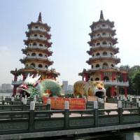 高雄市休閒旅遊 景點 古蹟寺廟 蓮池潭風景區 照片