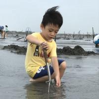 彰化縣休閒旅遊 景點 海邊港口 王功漁港 照片