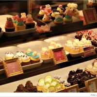 台中市 美食 餐廳 烘焙 蛋糕西點 克勞蒂杯子蛋糕CLOUDY CUPCAKE(台中大遠百) 照片