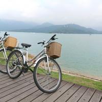 南投縣休閒旅遊 景點 景點其他 日月潭環潭自行車步道 照片